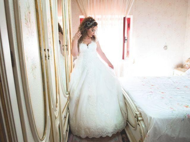 Il matrimonio di Damiano e Ilenia a Roccadaspide, Salerno 14