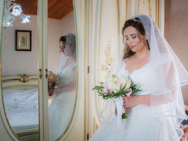 Il matrimonio di Damiano e Ilenia a Roccadaspide, Salerno 18