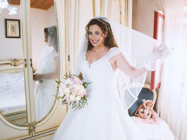 Il matrimonio di Damiano e Ilenia a Roccadaspide, Salerno 20