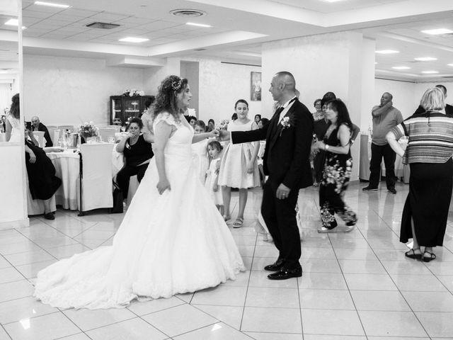 Il matrimonio di Damiano e Ilenia a Roccadaspide, Salerno 25
