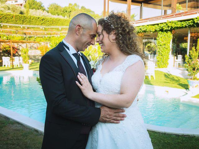 Il matrimonio di Damiano e Ilenia a Roccadaspide, Salerno 27