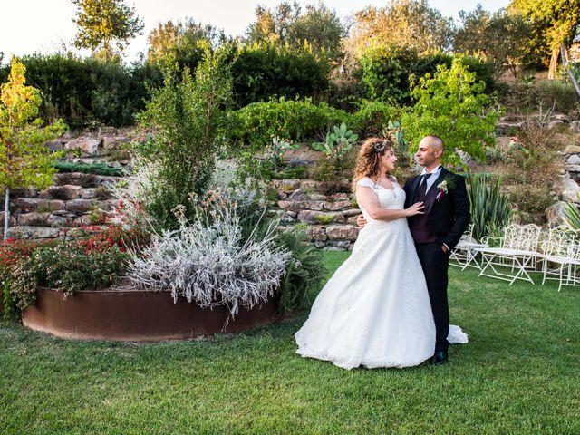 Il matrimonio di Damiano e Ilenia a Roccadaspide, Salerno 30