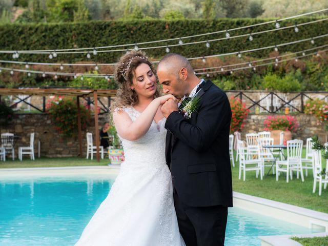 Il matrimonio di Damiano e Ilenia a Roccadaspide, Salerno 32