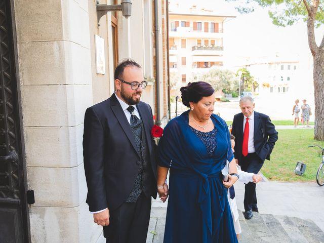 Il matrimonio di Serena e Alessio a Grado, Gorizia 10