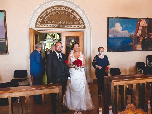 Il matrimonio di Serena e Alessio a Grado, Gorizia 12