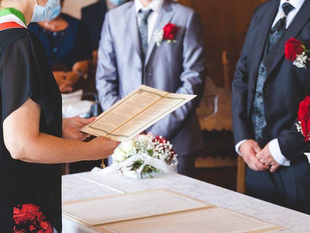 Il matrimonio di Serena e Alessio a Grado, Gorizia 16