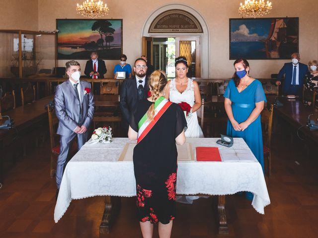 Il matrimonio di Serena e Alessio a Grado, Gorizia 17