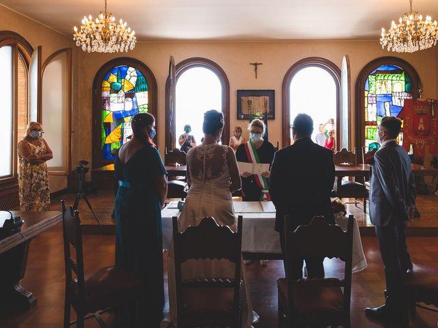Il matrimonio di Serena e Alessio a Grado, Gorizia 18
