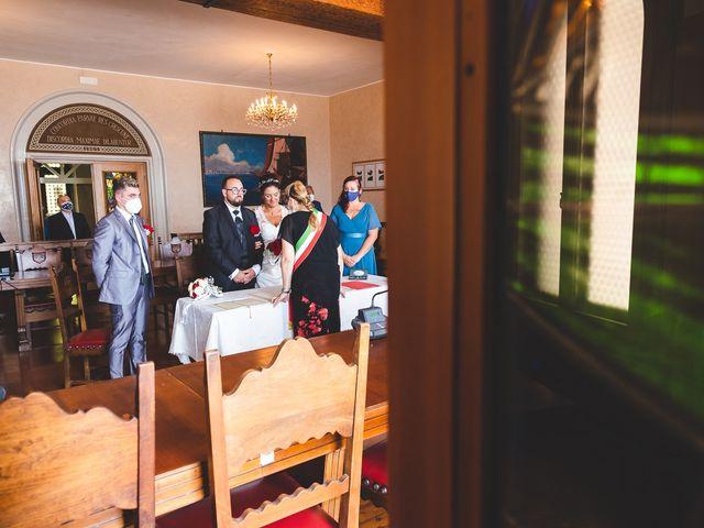 Il matrimonio di Serena e Alessio a Grado, Gorizia 24