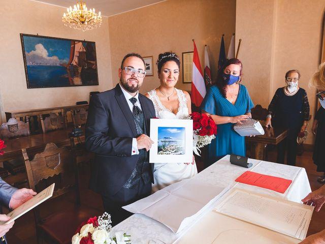 Il matrimonio di Serena e Alessio a Grado, Gorizia 29