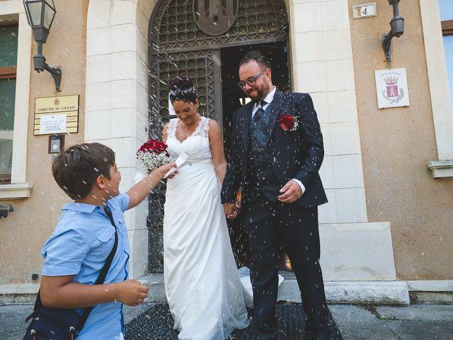 Il matrimonio di Serena e Alessio a Grado, Gorizia 33