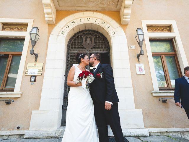 Il matrimonio di Serena e Alessio a Grado, Gorizia 35