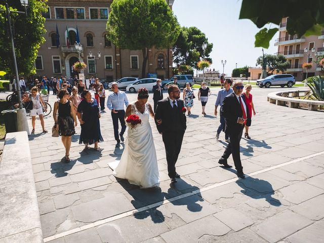 Il matrimonio di Serena e Alessio a Grado, Gorizia 36