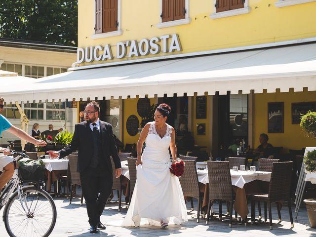 Il matrimonio di Serena e Alessio a Grado, Gorizia 40