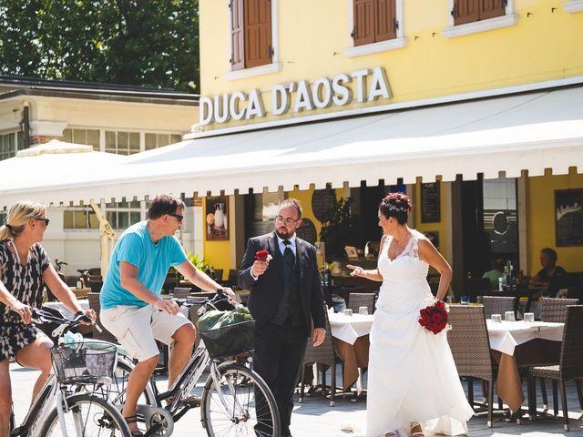 Il matrimonio di Serena e Alessio a Grado, Gorizia 41