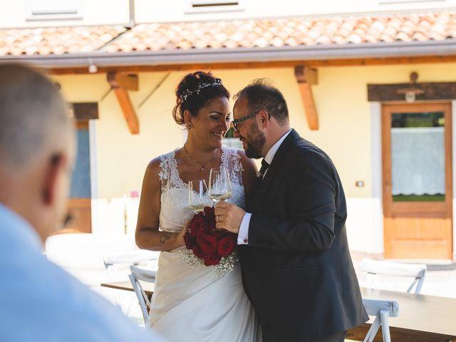Il matrimonio di Serena e Alessio a Grado, Gorizia 64