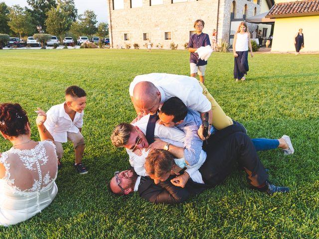 Il matrimonio di Serena e Alessio a Grado, Gorizia 75