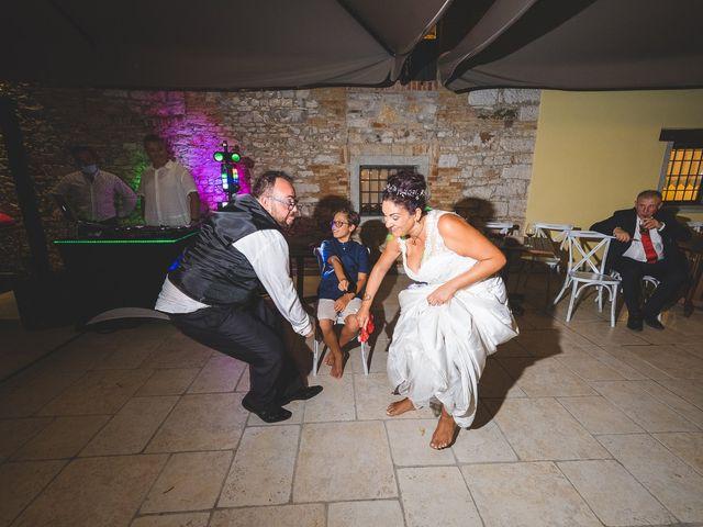 Il matrimonio di Serena e Alessio a Grado, Gorizia 97
