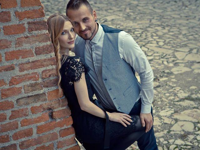 Il matrimonio di Elena e Luca a Brescia, Brescia 17