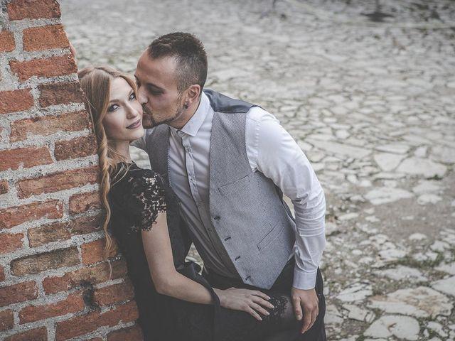 Il matrimonio di Elena e Luca a Brescia, Brescia 19