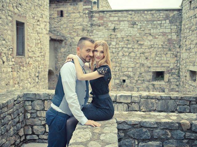 Il matrimonio di Elena e Luca a Brescia, Brescia 30