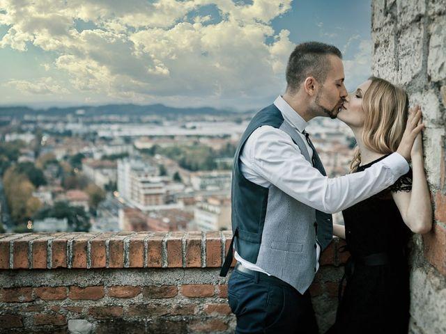 Il matrimonio di Elena e Luca a Brescia, Brescia 36
