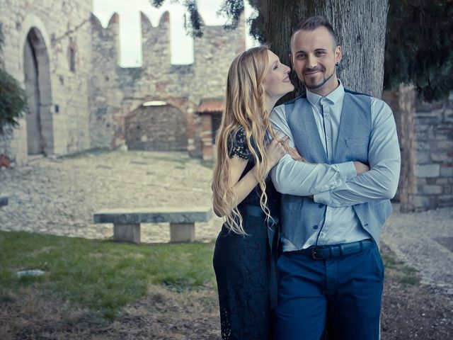Il matrimonio di Elena e Luca a Brescia, Brescia 40