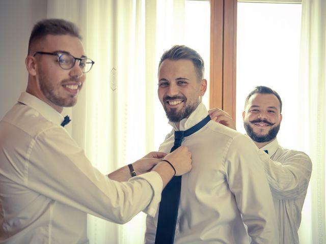 Il matrimonio di Elena e Luca a Brescia, Brescia 52
