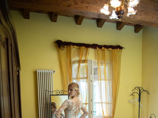 Il matrimonio di Elena e Luca a Brescia, Brescia 85