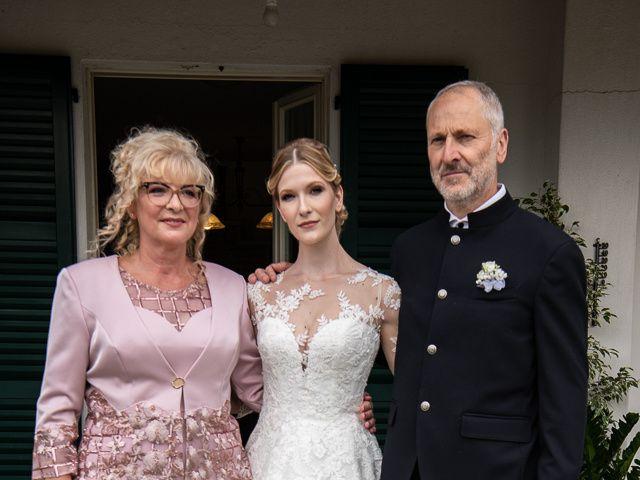 Il matrimonio di Elena e Luca a Brescia, Brescia 89