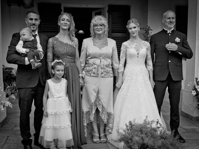 Il matrimonio di Elena e Luca a Brescia, Brescia 91