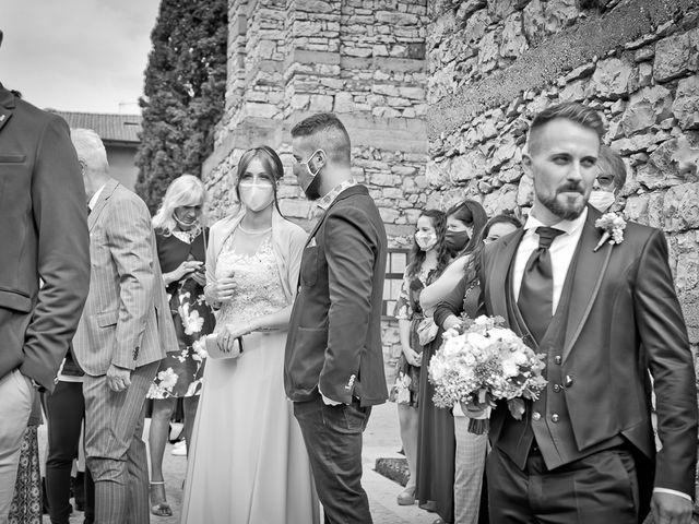 Il matrimonio di Elena e Luca a Brescia, Brescia 99