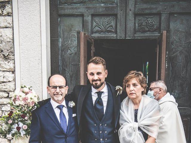 Il matrimonio di Elena e Luca a Brescia, Brescia 100