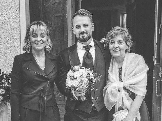 Il matrimonio di Elena e Luca a Brescia, Brescia 102