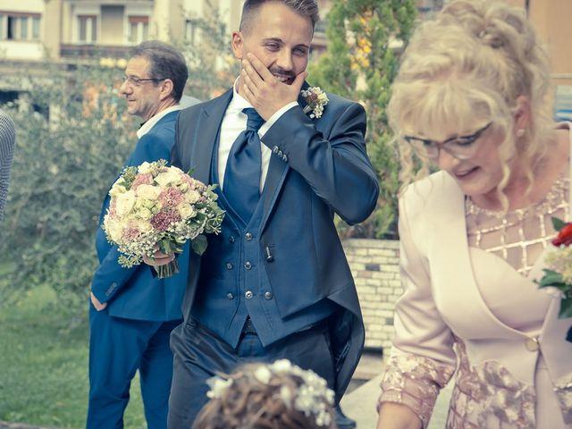 Il matrimonio di Elena e Luca a Brescia, Brescia 104