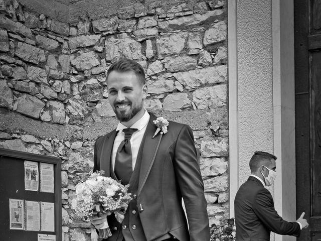 Il matrimonio di Elena e Luca a Brescia, Brescia 105