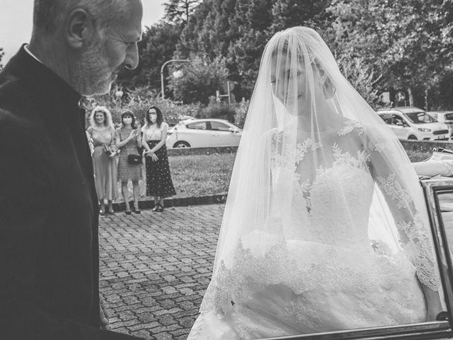 Il matrimonio di Elena e Luca a Brescia, Brescia 107