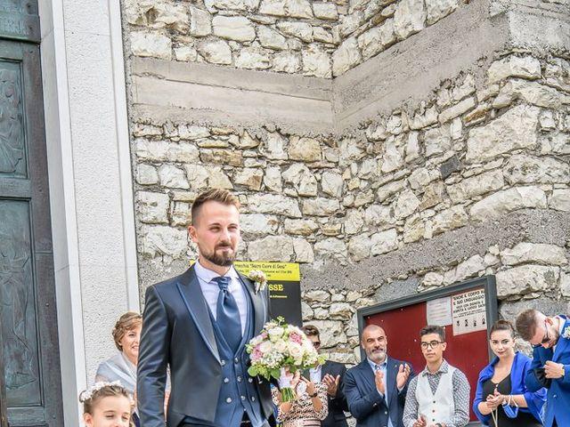 Il matrimonio di Elena e Luca a Brescia, Brescia 108
