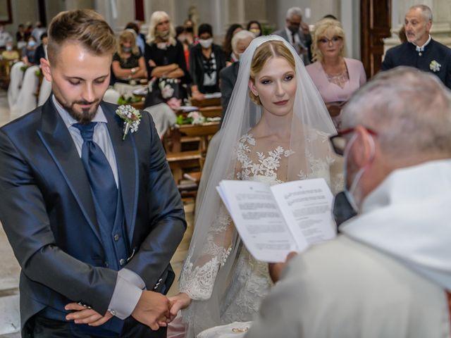 Il matrimonio di Elena e Luca a Brescia, Brescia 111