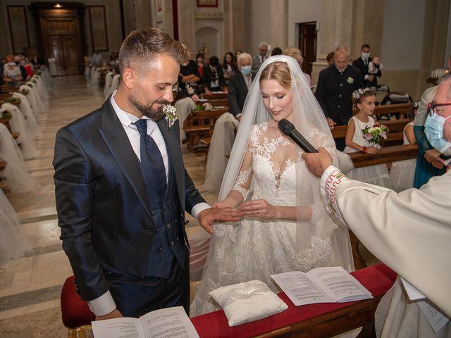Il matrimonio di Elena e Luca a Brescia, Brescia 113