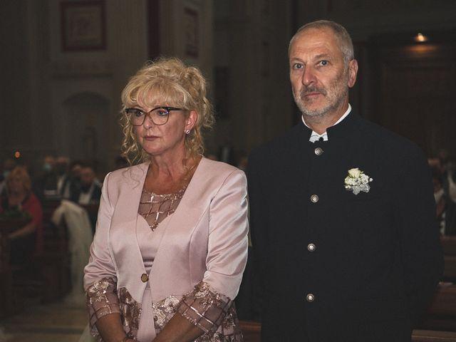 Il matrimonio di Elena e Luca a Brescia, Brescia 116