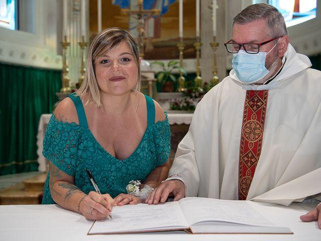 Il matrimonio di Elena e Luca a Brescia, Brescia 121