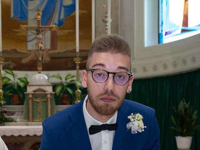 Il matrimonio di Elena e Luca a Brescia, Brescia 122