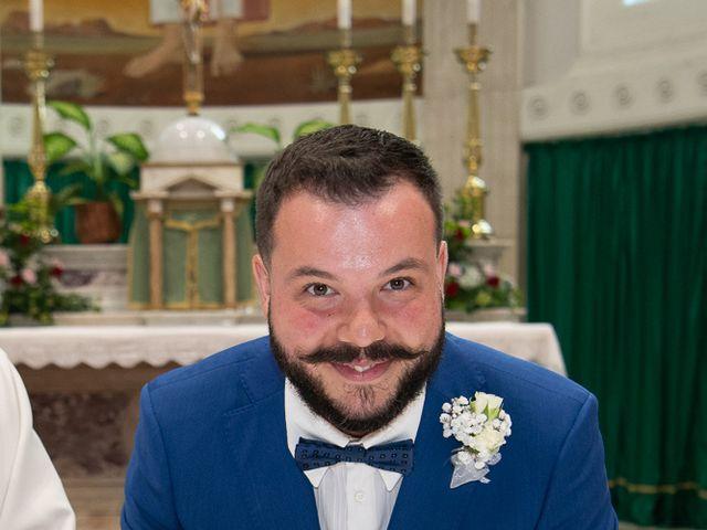 Il matrimonio di Elena e Luca a Brescia, Brescia 123