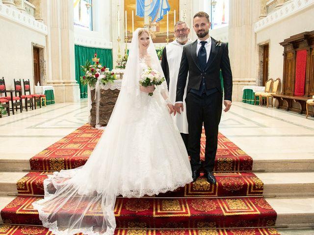 Il matrimonio di Elena e Luca a Brescia, Brescia 124
