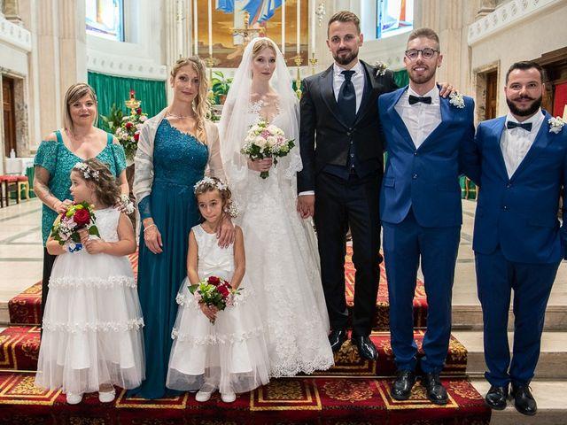 Il matrimonio di Elena e Luca a Brescia, Brescia 125