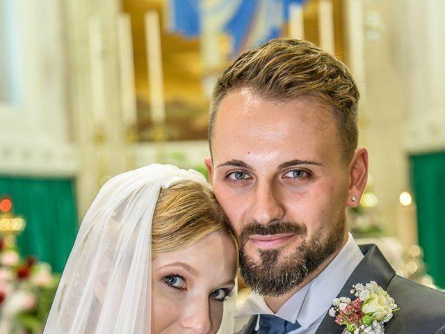 Il matrimonio di Elena e Luca a Brescia, Brescia 131
