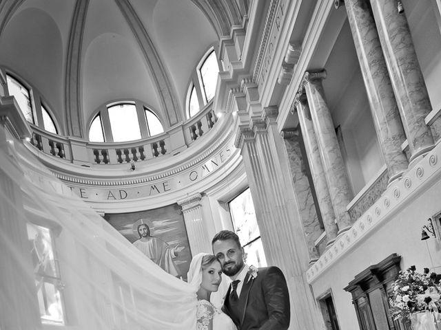 Il matrimonio di Elena e Luca a Brescia, Brescia 132