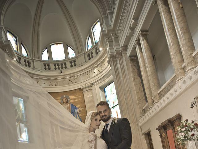 Il matrimonio di Elena e Luca a Brescia, Brescia 133