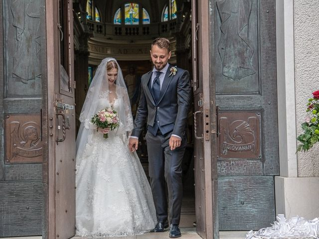 Il matrimonio di Elena e Luca a Brescia, Brescia 136